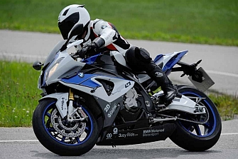 BMW HP4 con ABS Pro