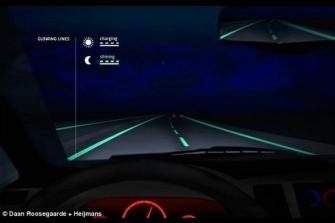 Una carretera inteligente que brilla en la oscuridad Carretera_inteligente.001
