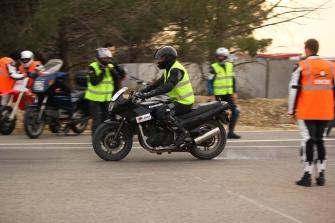 Nuevo Curso de Conducción Segura de Motocicletas