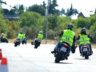 """Mutua Motera considera """"positivo"""" y """"necesario"""" el nuevo curso para sacarse el carné de motos de alta cilindrada"""