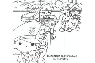 Tráfico convoca el Concurso de Dibujo sobre circulación vial del Alto Aragón