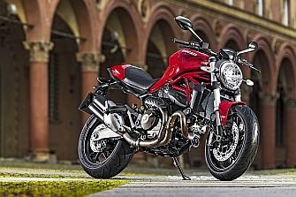 La Semana Mundial de Ducati, estrena Monster