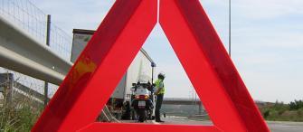 A la Guardia Civil no le dejan denunciar el mal estado de las carreteras
