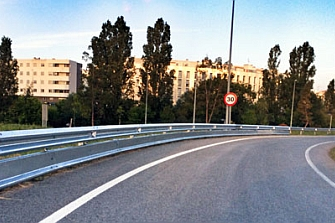 La Diputación de Guipuzcoa destinará 100.000 euros a instalar barreras para motoristas
