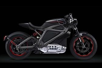 Harley-Davidson Livewire Project