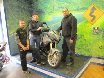 Bikerland,nuevo establecimiento colaborador de la AMM
