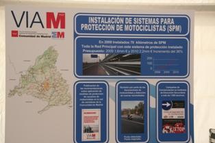Madrid será la primera comunidad en proteger todas sus carreteras