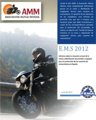 ¡Consumo Anuncia Inspecciones en los Comercios de Prendas de Seguridad para Motoristas!