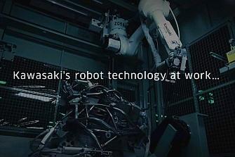 Kawasaki H2: ¡La Ninja es construida por robots!