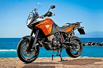 ¿KTM 390 Adventure?