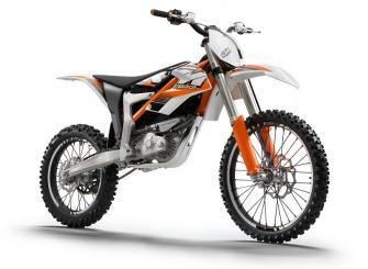 KTM Freeride E, un concepto revolucionario
