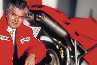 Fallece el gran diseñador Massimo Tamburini