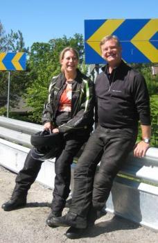 Suecia Instala los Primeros SPM en sus Guardarrailes