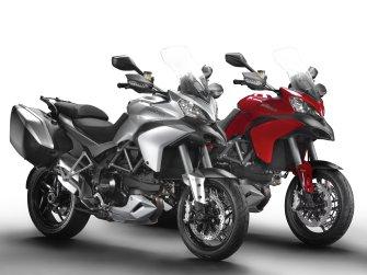Ducati desvela su nueva gama de modelos Multistrada 2013