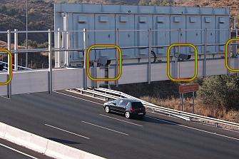 Los radares detectarán si los vehículos denunciados tienen la ITV en vigor