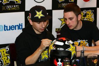 Rock&Race sortea el casco firmado de Jorge Lorenzo para su iniciativa benéfica