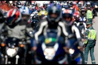 Tráfico agradece a los motoristas el comportamiento responsable que han tenido en Jerez