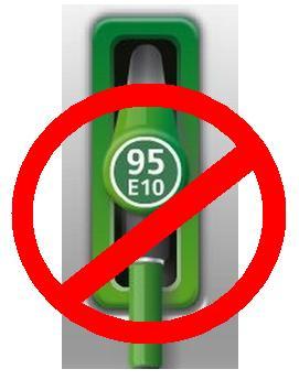 E10: auge y caída de un biocombustible