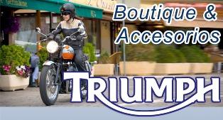 Triumph nos presenta su colección femenina