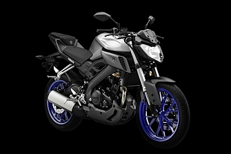 Presentación Yamaha MT-125