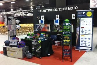 Zeibe Moto ha estado presente en la 5ª edición del Salón de la Moto de Reus