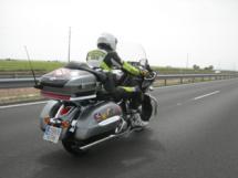 Próxima prueba - Kawasaki 1700 Voyager 2010