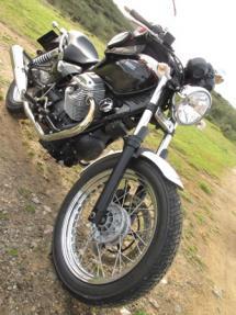 Prueba Moto Guzzi Nevada