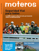 Revista MOTEROS Nº 16