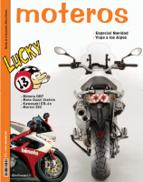 Revista MOTEROS Nº 21